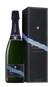 Champagne de Venoge Cordon Bleu Brut Blanc de noirs 75 cl en étui