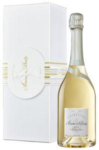 Champagne Deutz - Coffret Amour de Deutz millésimé avec passant de scellé