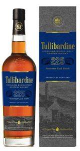 TULLIBARDINE 225 SAUTERNES FINISH 70 CL - ETUI