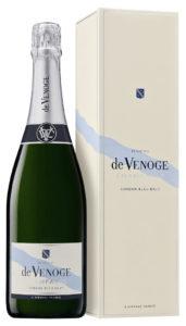 Champagne de Venoge Brut Cordon Bleu 75cl en étui