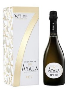 Champagne Ayala Brut N°7 - 75 cl en coffret
