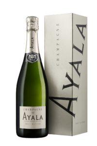 Champagne Ayala Brut Nature 75 cl en étui