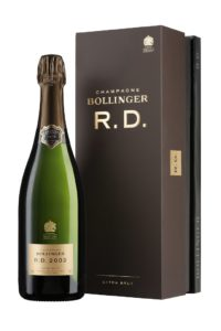 Champagne Bollinger R.D. Brut 75 cl en étui
