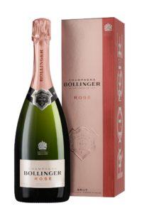 Champagne Bollinger Rosé Brut 75 cl en étui