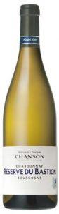 Bourgogne Chardonnay Réserve du Bastion Blanc - Domaine Chanson