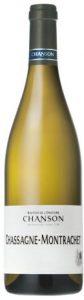 Chassagne-Montrachet Chardonnay 2017  Côte de Beaune Blanc € - Domaine Chanson