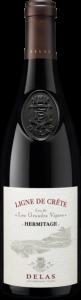 DELAS - Hermitage Rouge Ligne de Crête  Vin Parcellaire