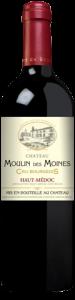 CHÂTEAU MOULIN DES MOINES - HAUT-MEDOC CRU BOURGEOIS