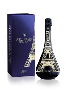 Champagne de Venoge - Cuvée Princes brut Etui Tour Eiffel 1889-2019