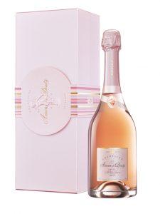 Champagne Deutz Amour de Deutz Rosé millésimé Brut en coffret