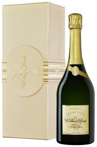 Champagne Deutz William Deutz millésimé Brut en coffret