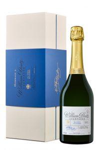 Champagne Deutz Hommage William Deutz millésimé Côte Glacière