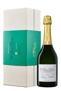 Champagne Deutz millésimé Hommage William Deutz Meurtet en coffret
