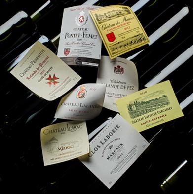 Grands Crus Classés de Vins de Bordeaux en primeurs