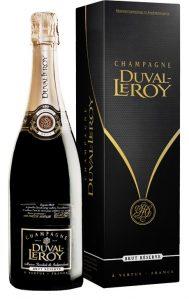 Champagne Duval-Leroy Brut Réserve en étui