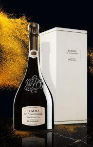 Champagne Duval-Leroy Femme de Champagne Grand cru en coffret