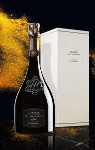 Champagne Duval-Leroy Femme de Champagne Grand cru Millésime 1996 en coffret