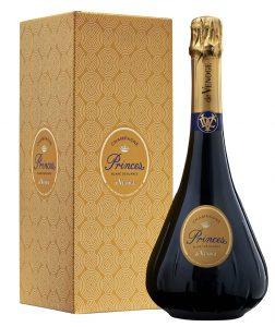 Champagne de Venoge Princes Blanc de blancs Brut en étui