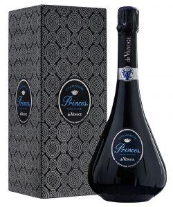 Champagne de Venoge Princes Blanc de noirs Brut en étui
