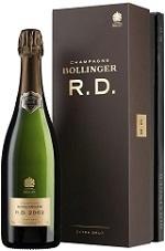 Champagne Bollinger R.D. 2007 Extra-Brut en coffret 75 cl