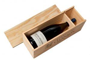 Vin de Bourgogne Domaine Chanson coffret cadeau caisse bois de un magnum